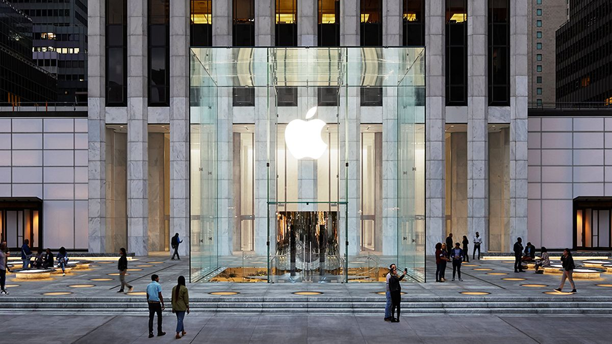 Visiting a re-opened Apple Store? You'll need a temperature check and face mask