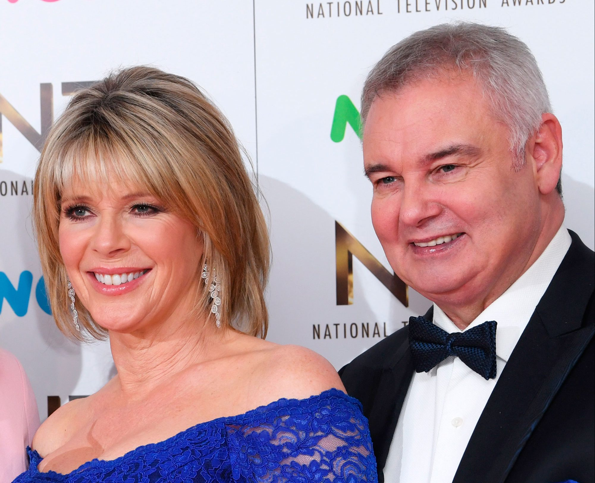 Ruth and Eamonn's new show, Do The Right Thing, proved a huge hit with viewers picture