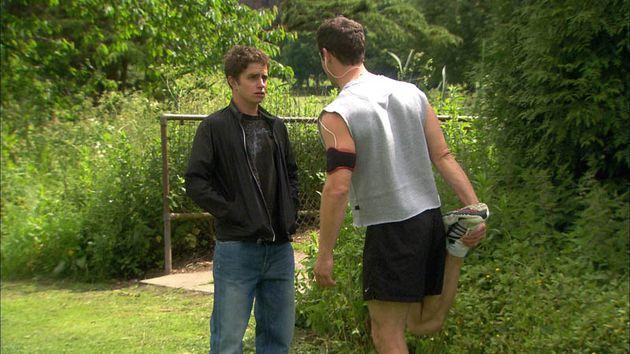 Jack gets jealous of Daniel