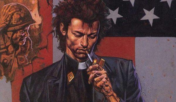 jesse custer preacher comics