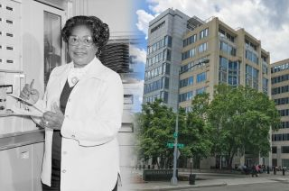 Mary W. Jackson overcame the barriers of segregation and gender bias to become the first African American female engineer to work at NASA. She later led the efforts to ensure equal opportunities for future generations. The Mary W. Jackson NASA Headquarters building in Washington, D.C. has been named in her honor.