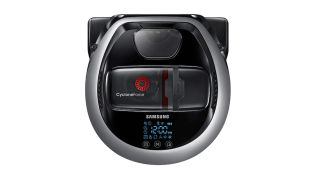 With $250 off Samsung robot vacs, you'll save time and money: Image shows robot vacuum