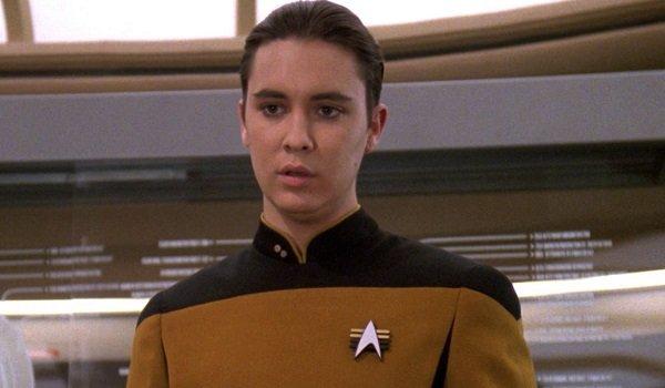 Wesley Crusher Wil Wheaton Star Trek: The Next Generation CBS