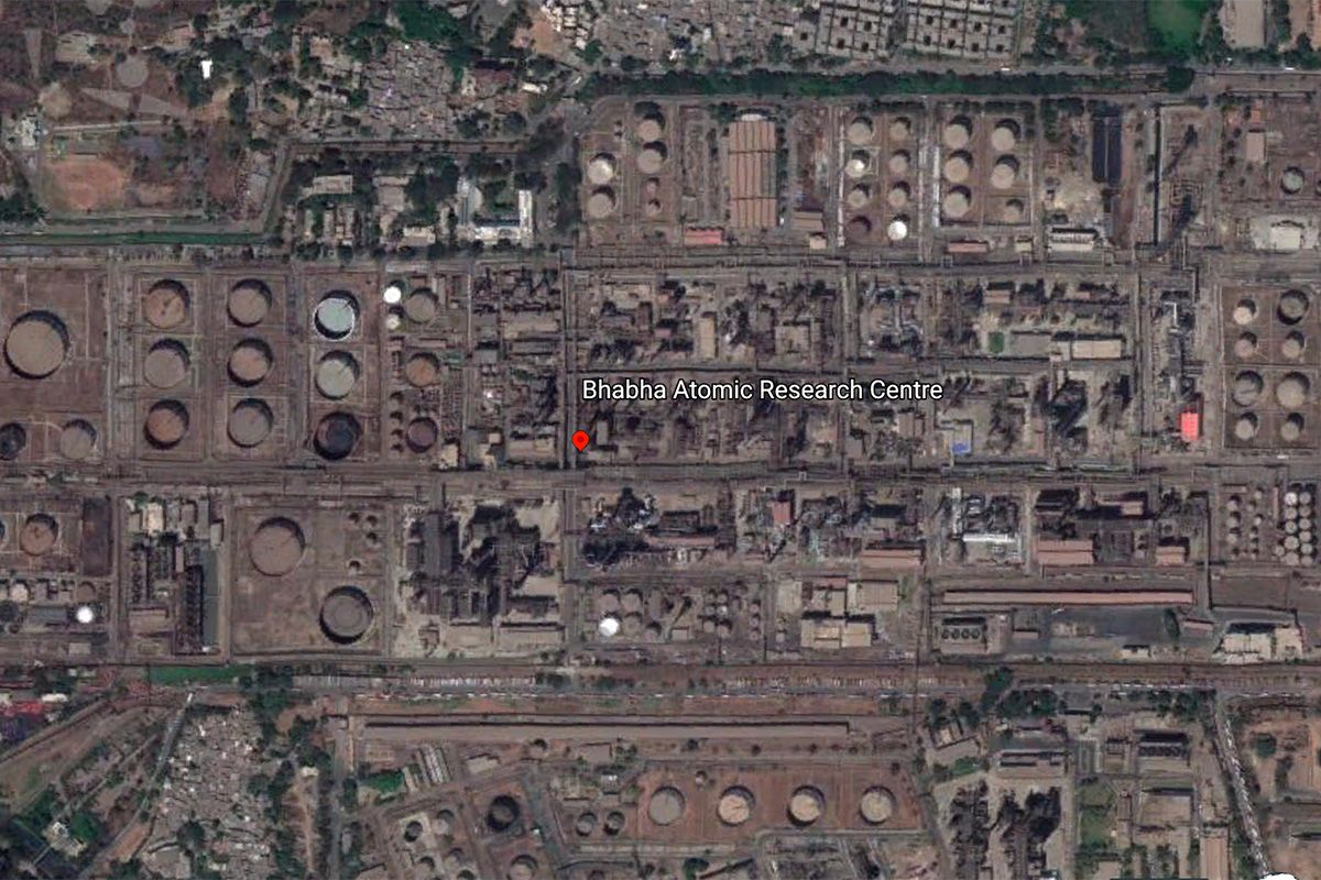 15 Secretive Places You Can Now See on Google Earth (And 3