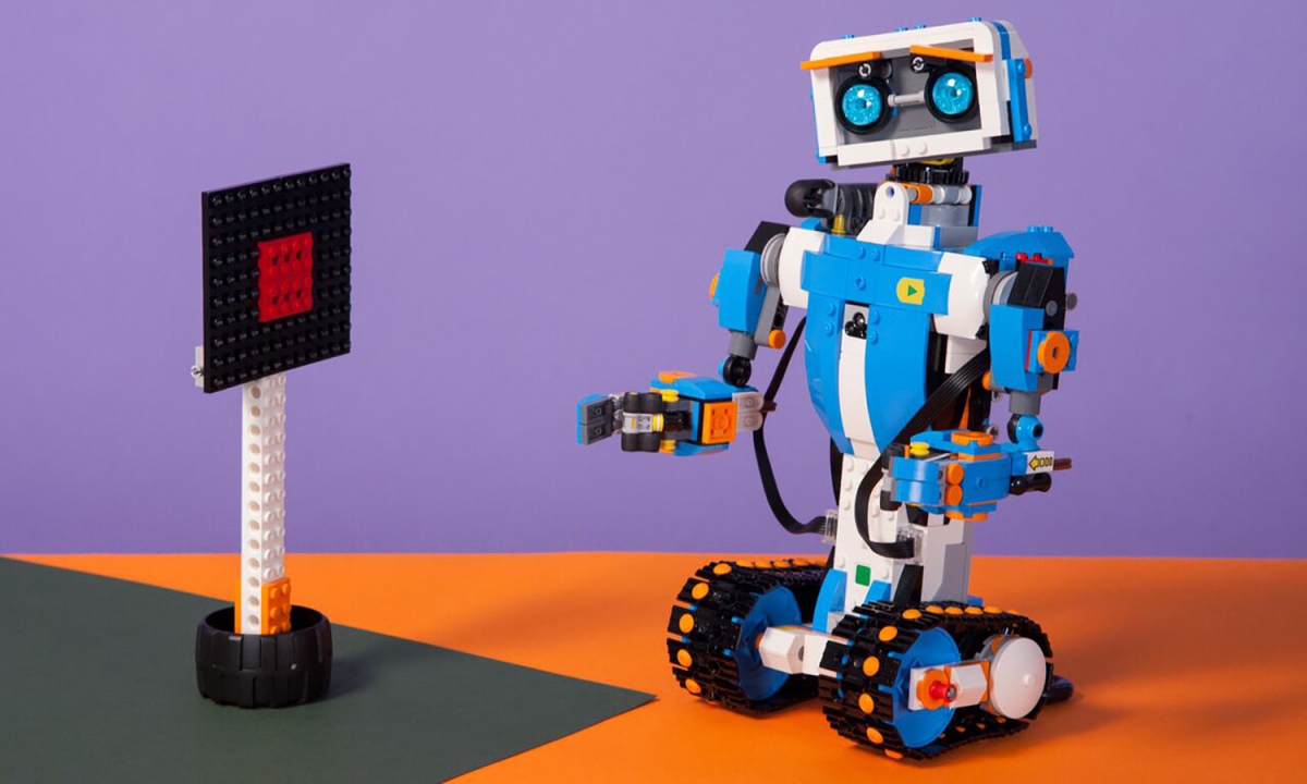 Best Robot Kits of 2018 - Programmable Robotic Toys for Kids | Tom's