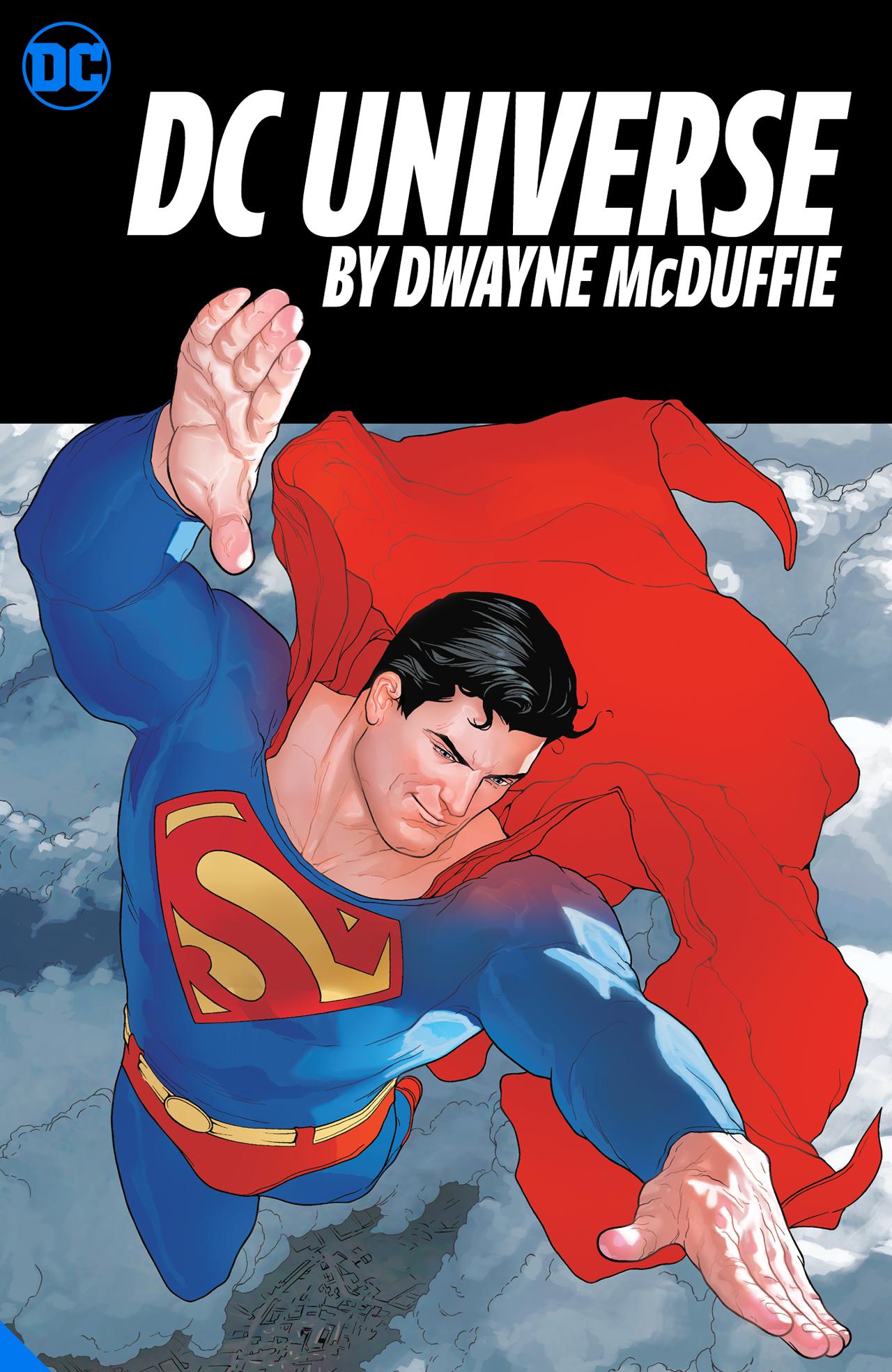 DC Universe por Dwayne McDuffie