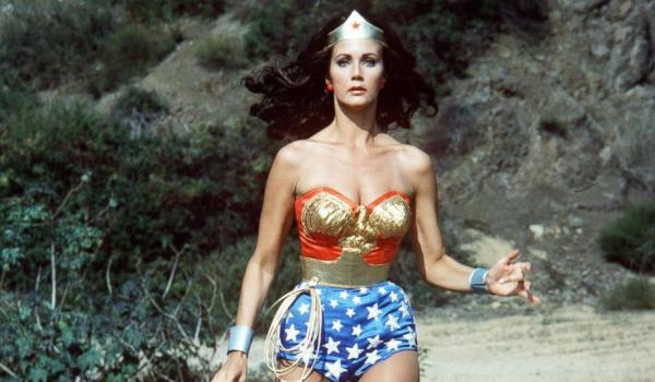 Lynda Carter Wonder Woman DC