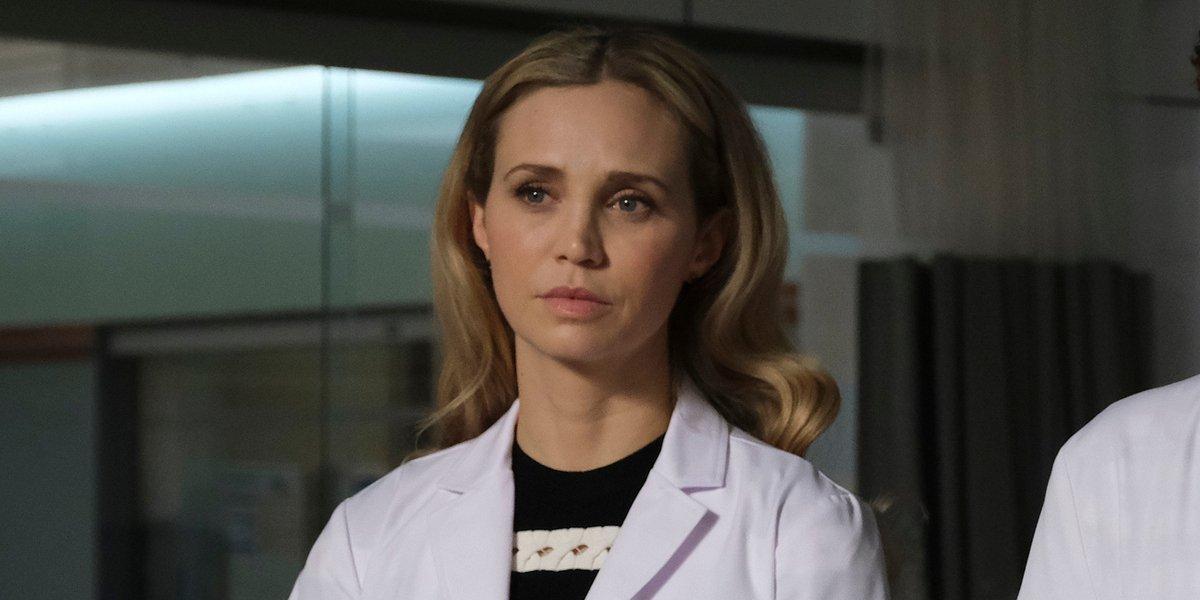 the good doctor season 4 fiona gubelmann morgan reznick abc