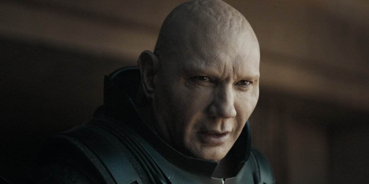 Dune's Dave Bautista Reveals Sweet Story Behind Getting Involved In The Denis Villeneuve Flick