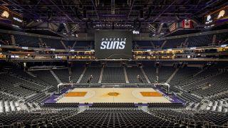 L-Acoustics Kara II Phoenix Suns Arena