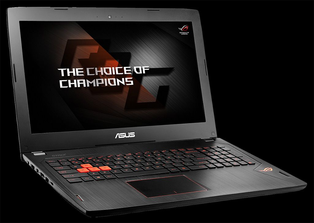 Asus announces first ROG Strix laptop and wireless headset ...