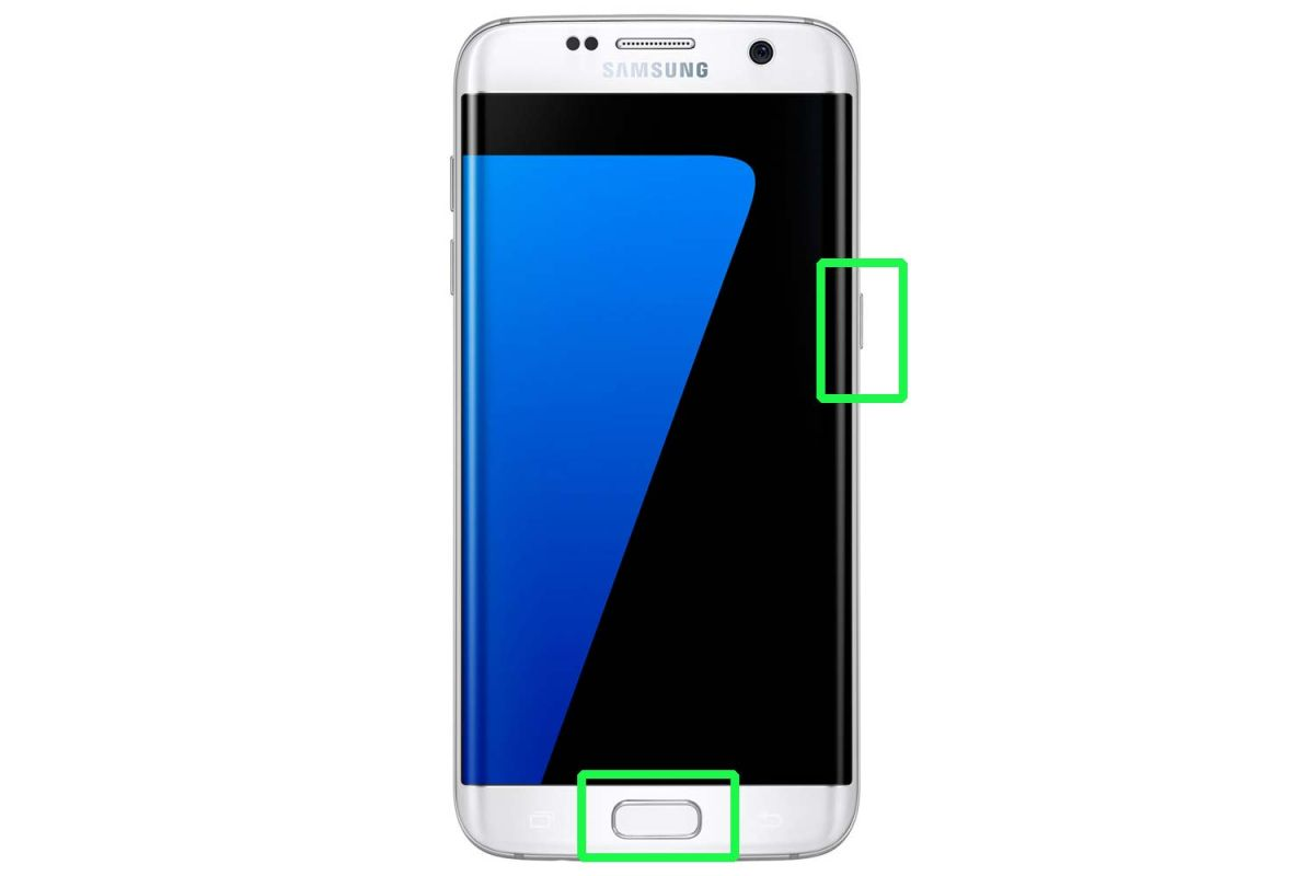 How to Take a Screenshot on Your Galaxy S7 and S7 Edge - Samsung Galaxy S7  User Guide - Tips, Tricks and Hacks   Tom's Guide