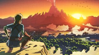 Legend of Zelda: Breath of the Wild concept art