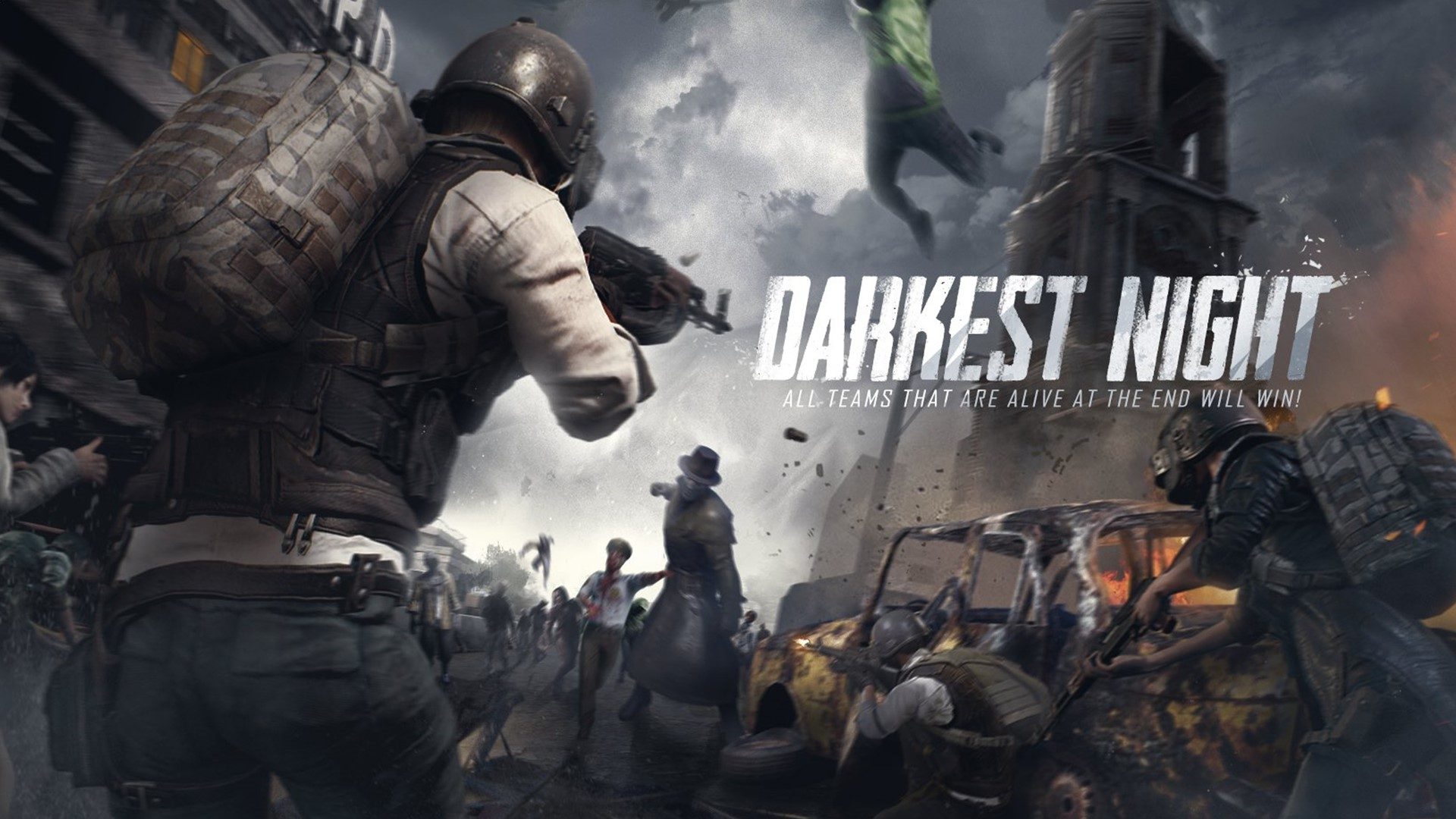 PUBG Mobile 0.12.0 released with EvoZone, Darkest Night and friendly spectator mode