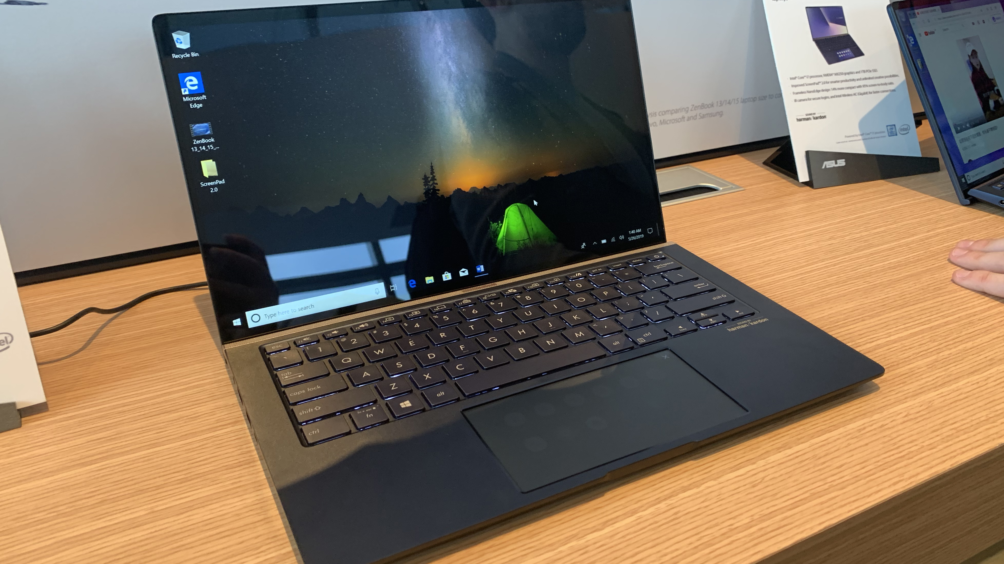 Hands on: Asus ZenBook 14 (2019) review | TechRadar