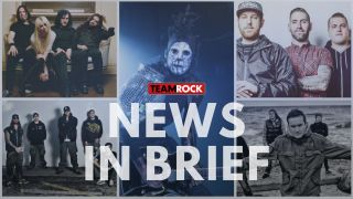 TeamRock News In Brief logo