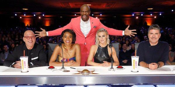 america's got talent judges and terry crews