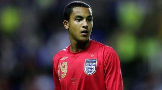Theo Walcott England debut