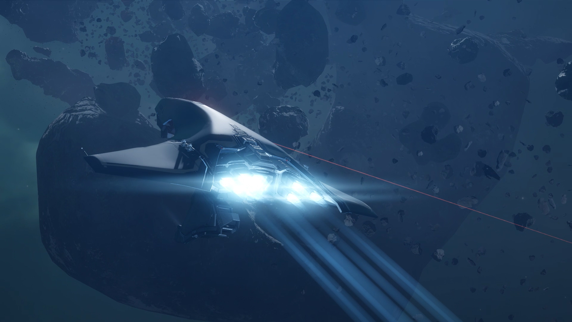 EVE Online's next expansion pits players against a deadly