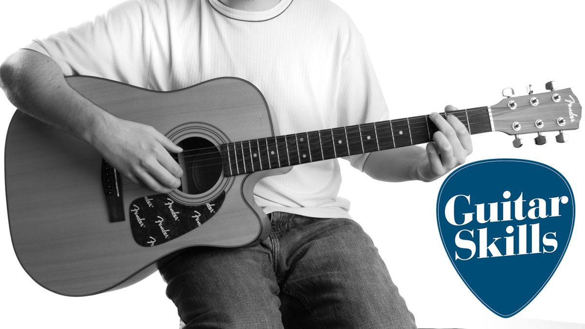 Start fingerpicking on guitar with this quick beginner lesson
