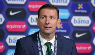 Norway v Northern Ireland – UEFA Nations League – Group 1 – League B – Ullevaal Stadion
