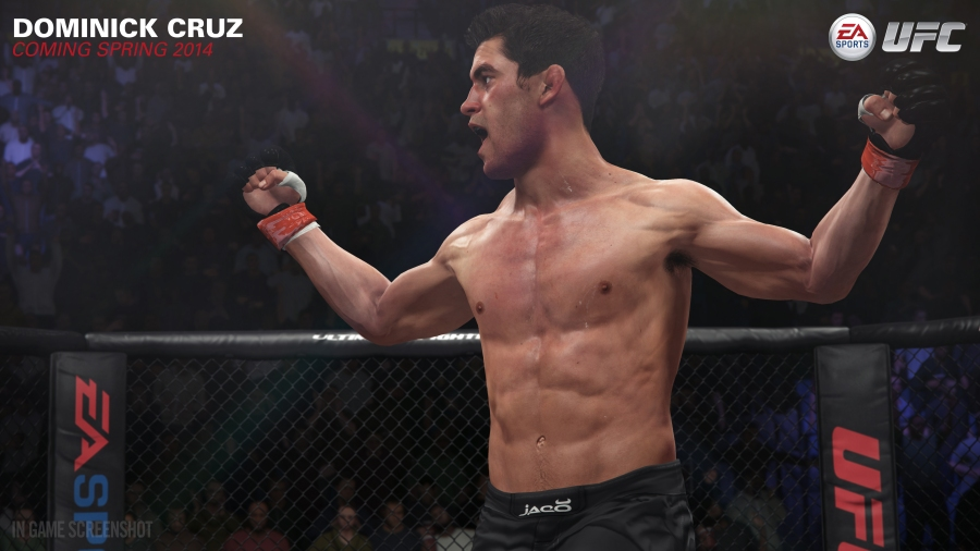 EA Sports UFC Screenshots Keep The Hype Going For PS4, Xbox One #31518