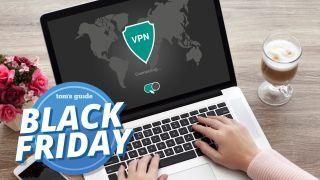 Black Friday VPN Deals 2019 splash