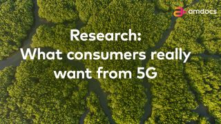 A third of UK consumers plan to buy a 5G handset this year, according to research from Amdocs.