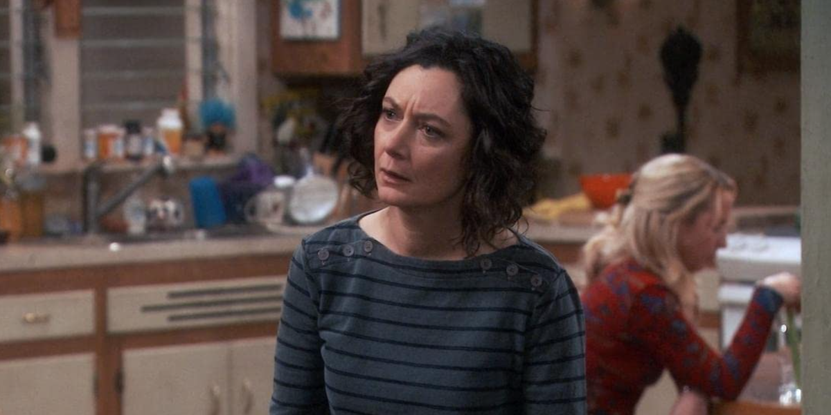 Sara Gilbert in The Conners