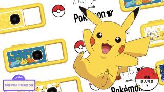 This is Canon's adorable Pokémon camera