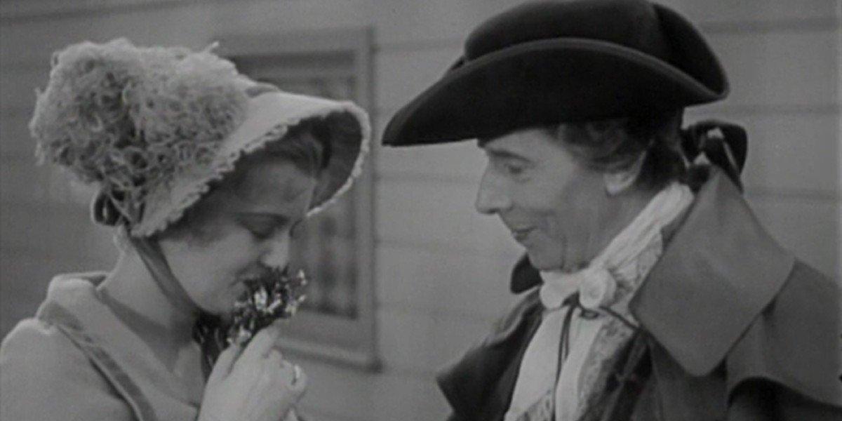 Screenshot of 1931's Alexander Hamilton