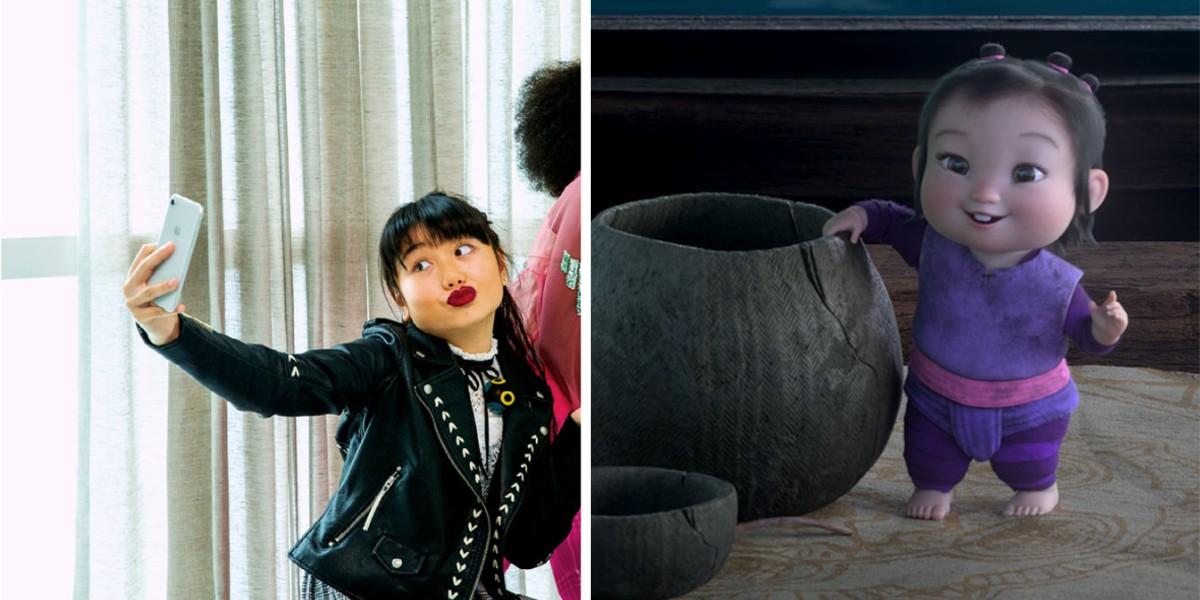 Thalia Tran - Little/Little Noi in Raya and the Last Dragon