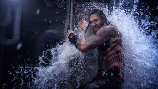 An image from upcoming movie Aquaman