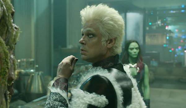 The Collector Benicio Del Toro Guardians of the Galaxy Marvel