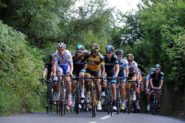 Leith Hill, RideLondon-Surrey Classic 2013