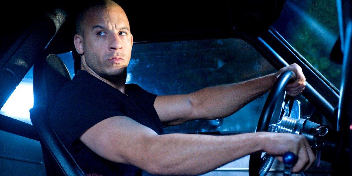 Vin Diesel - Fast & Furious (2009)