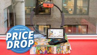 Nintendo Ring Fit Adventure deal