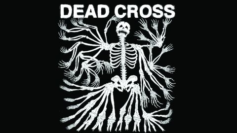 Cover art for Dead Cross - Dead Cross album