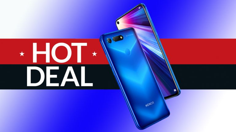 Honor View 20 phone deals