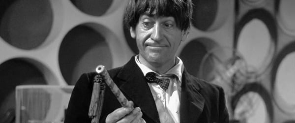 Doctor Who Patrick Troughton Second Doctor