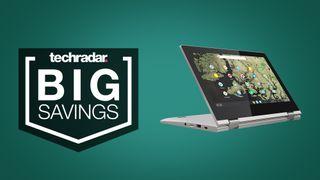 Big savings on Lenovo IdeaPad C340 Chromebook