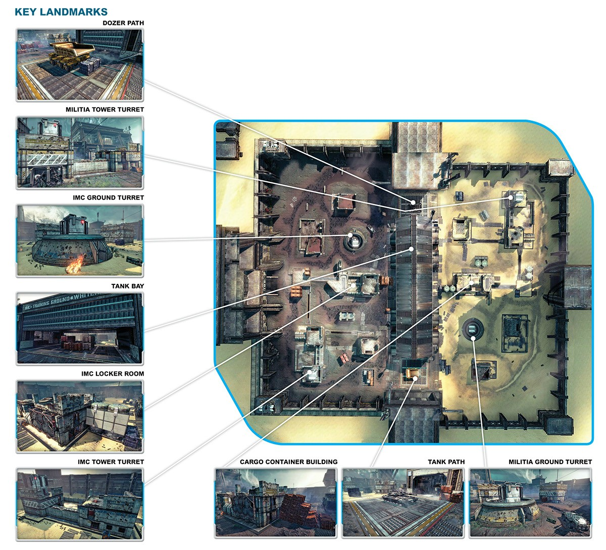 Titanfall Top-Down Map Images Leaked #30735