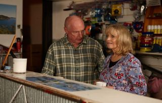 Home and Away, Alf Stewart, Martha Stewart