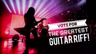 TG BEST RIFF POLL