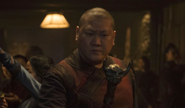 Wong in Doctor Strange