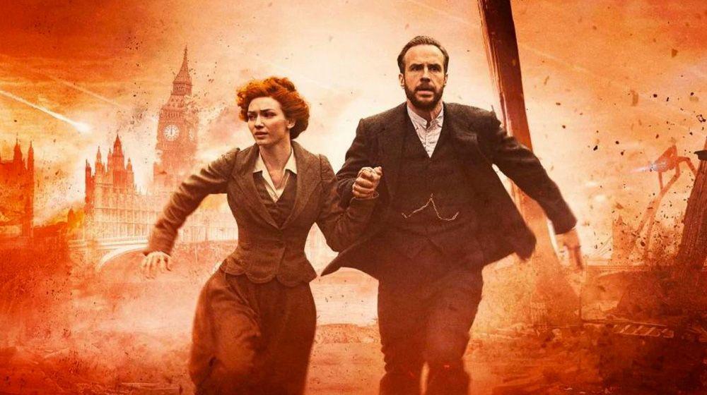 Mars Attacks! BBC Unveils 'War of the Worlds' Trailer