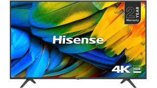 Hisense 50 inch 4K TV