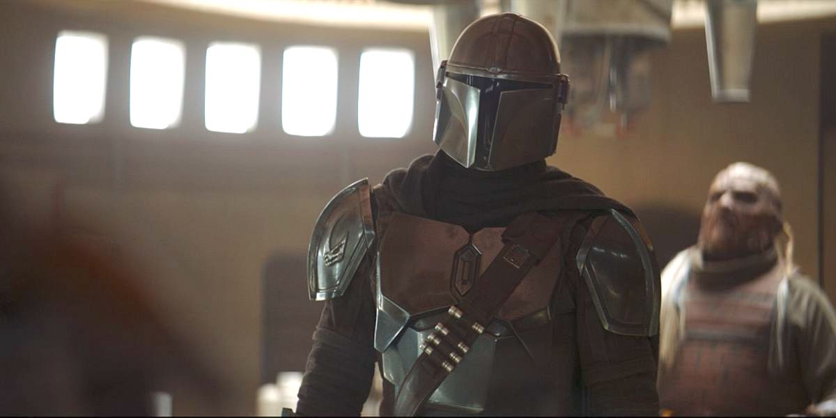 The Mandalorian on Tatooine