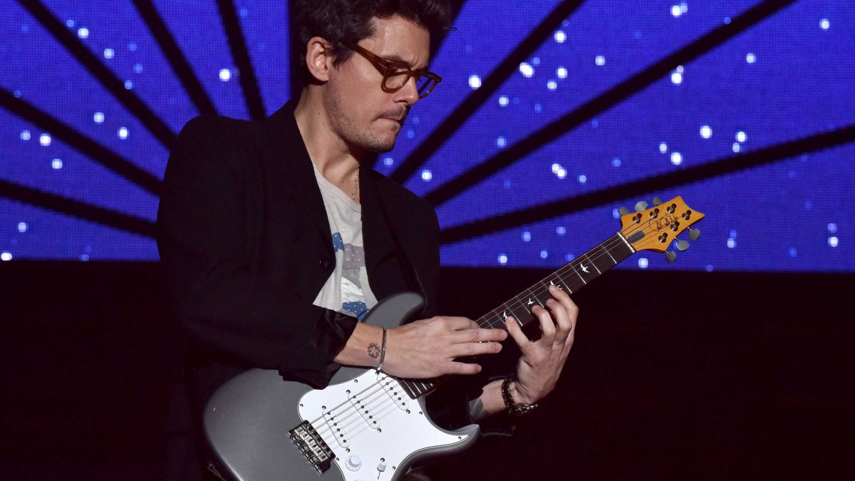 John Mayer I Made The Silver Sky With Prs Because Fender