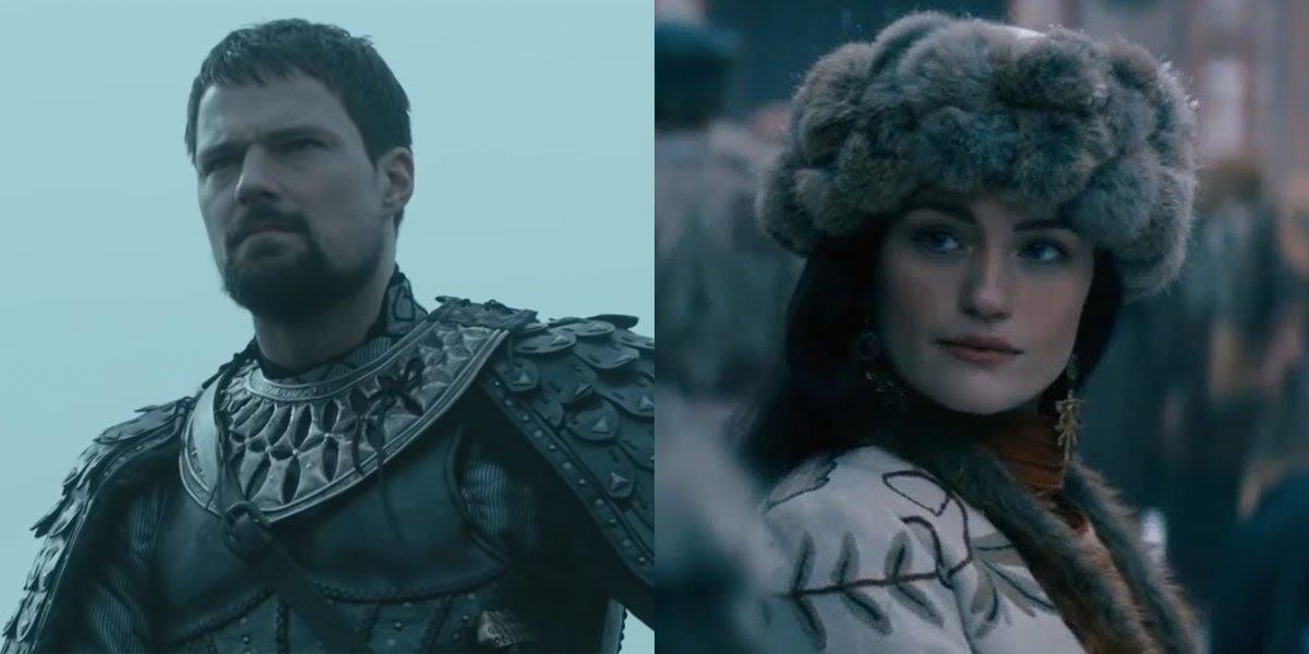 Oleg and Katia Live or Die Vikings